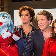 NLD/Amsterdam/20150303 - Persviewing Popster, Pop Miss Izzy, Lenette van Dongen, Henkjan Smits, Georgina Verbaan,