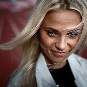 Hurdler Lotta Harala is making a comeback after difficult times. Aamulehti 2017