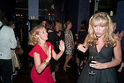 KATE PAKENHAM; SONIA FRIEDMAN, The Old Vic at the Vaudeville Theatre ' The Prisoner of Second Avenue'  press night. After-party at Jewel. 13 July 2010. -DO NOT ARCHIVE-© Copyright Photograph by Dafydd Jones. 248 Clapham Rd. London SW9 0PZ. Tel 0207 820 0771. www.dafjones.com.