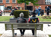 People in Stratford upon Avon having a very Social day photo by Will Davidson