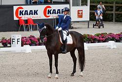 Den Dulk Nicole, NED, Wallace N.O.P.<br /> Nederlands Kampioenschap Dressuur <br /> Ermelo 2017<br /> © Hippo Foto - Dirk Caremans<br /> 15/07/2017
