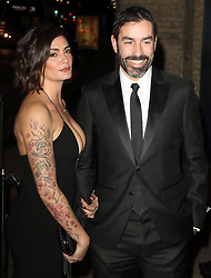 February 18, 2019 - London, United Kingdom - Jessica Lemarie-Pires and Robert Pires at the Naked Heart Foundation's Fabulous Fund Fair at the Roundhouse, Chalk Farm (Credit Image: © Keith Mayhew/SOPA Images via ZUMA Wire)