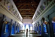 Church on island of Kayts, Jaffna Peninsula...2004<br /> Sri Lanka.