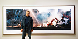 Wim Wenders photography exhibition at IWM London, Great Britain <br /> Press view <br /> 10th September 2021 <br /> Wim Wenders: Photographing Ground Zero<br /> <br /> Wim Wenders <br /> <br /> Imperial War Museums will mark 20 years since the 9/11 terror attacks on the United States and explore its complex global legacy through 9/11: Twenty Years On. Central to the anniversary programme is the exhibition Wim Wenders: Photographing Ground Zero, running from 10 September 2021 – 9 January 2022 at IWM London. <br /> <br /> Photograph by Elliott Franks