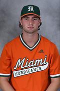 2018-19 Miami Hurricanes Athletics Head Shots