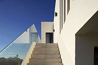 17//Septiembre/2015 Islas Baleares. Palma de Mallorca.<br /> <br /> Vivienda construida por Prismas en Sa Ràpita.<br /> <br /> © JOAN COSTA