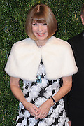 Oct. 15, 2015 - New York, NY, USA - <br /> <br /> Anna Wintour attending the 2015 God's Love WE Deliver Golden Heart Awards at Spring Studios on October 15, 2015 in New York City<br /> ©Exclusivepix Media