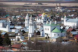 Suzdal, Russia, an 11th century Golden Ring town. Tuesday April 25, 2017. Photography ©2017 Michael Lichter.