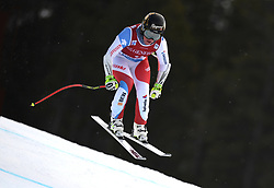 30.11.2017, Lake Louise, CAN, FIS Weltcup Ski Alpin, Lake Louise, Abfahrt, Damen, 3. Training, im Bild Lara Gut (SUI) // Lara Gut of Switzerland in action during the 3rd practice run of ladie's Downhill of FIS Ski Alpine World Cup at the Lake Louise, Canada on 2017/11/30. EXPA Pictures © 2017, PhotoCredit: EXPA/ SM<br /> <br /> *****ATTENTION - OUT of GER*****