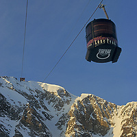 SKIING, New Lone Peak Tram gives Big Sky record-breaking vertical footage.
