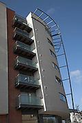 New apartment buildings, Ipswich Wet Dock redevelopment, Ipswich, Suffolk, England