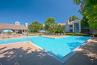 Architectural photography of Spyglass at Cedar Grove Apartments in Lexington Park MD by Jeffrey Sauers of Commercial Photographics.