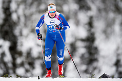 January 11, 2018 - GSbu, NORWAY - 180111 Pauline Forren competes in the women's sprint classic technique qualification during the Norwegian Championship on January 11, 2018 in GÅ'sbu..Photo: Jon Olav Nesvold / BILDBYRN / kod JE / 160126 (Credit Image: © Jon Olav Nesvold/Bildbyran via ZUMA Wire)