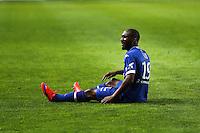 Giovanni SIO - 18.04.2015 - Bastia / Reims - 33eme journee de Ligue 1<br />Photo : Michel Maestracci / Icon Sport