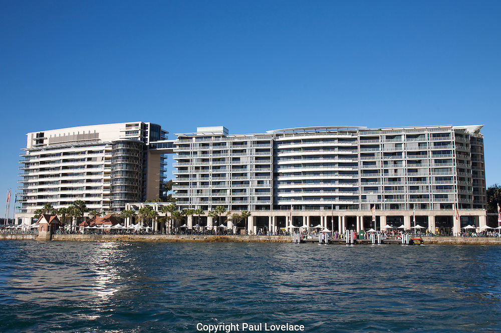 The Toaster Building, Circulay Quay, Sydney.