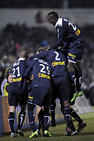 FOOTBALL - FRENCH CHAMPIONSHIP 2009/2010 - L1 - GIRONDINS BORDEAUX v AS SAINT ETIENNE - 14/02/2010 - PHOTO JEAN MARIE HERVIO / DPPI - JOY BORDEAUX