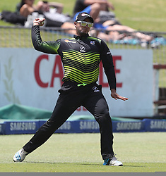 GL Cloete of the Warriors during the T20 Challenge cricket match between the Lions and the Warriors at the Kingsmead stadium in Durban, KwaZulu Natal, South Africa on the 4th December 2016<br /> <br /> Photo by:   Steve Haag / Real Time Images