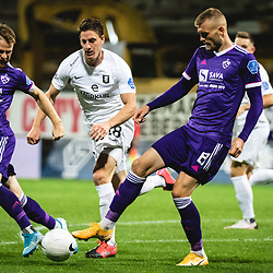 20201004: SLO, Football - Prva liga Telekom Slovenije 2020/21, NK Maribor vs NK Olimpija