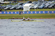 Race: 329  Event: Non-Champ D-F 2x  Final<br /> <br /> British Rowing Masters Championships 2018<br /> Sunday<br /> <br /> To purchase this photo, or to see pricing information for Prints and Downloads, click the blue 'Add to Cart' button at the top-right of the page.