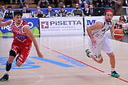 DESCRIZIONE : Trento Lega A 2015-16 Dolomiti Energia Trentino - Consultinvest Pesaro<br /> GIOCATORE : Giuseppe Poeta<br /> CATEGORIA : Palleggio<br /> SQUADRA : Dolomiti Energia Trentino - Consultinvest Pesaro<br /> EVENTO : Campionato Lega A 2015-2016 <br /> GARA : Dolomiti Energia Trentino - Consultinvest Pesaro<br /> DATA : 08/11/2015 <br /> SPORT : Pallacanestro <br /> AUTORE : Agenzia Ciamillo-Castoria/M.Gregolin<br /> Galleria : Lega Basket A 2015-2016 <br /> Fotonotizia : Trento Lega A 2015-16 Dolomiti Energia Trentino - Consultinvest Pesaro