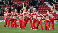 Photo: Mark Stephenson.<br />Stoke City v Wolverhampton Wanderers. Coca Cola Championship. 13/01/2007.<br />News of the World angels