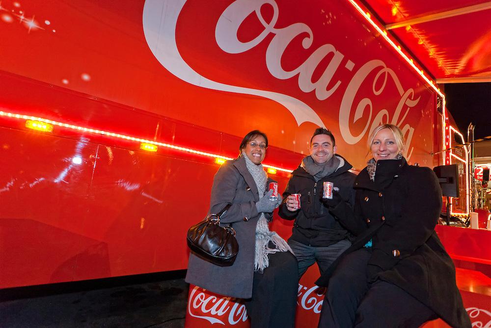 Zainab Fowler David Martland & Andrea Jones Coca Cola Employees
