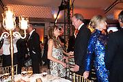 JEMIMA KHAN; JEREMY CLARKSON, Evgeny Lebedev and Graydon Carter hosted the Raisa Gorbachev charity Foundation Gala, Stud House, Hampton Court, London. 22 September 2011. <br /> <br />  , -DO NOT ARCHIVE-© Copyright Photograph by Dafydd Jones. 248 Clapham Rd. London SW9 0PZ. Tel 0207 820 0771. www.dafjones.com.