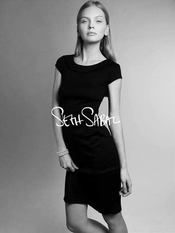 Elena Kuletskaya by Seth Sabal