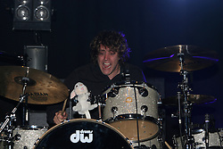 Ian Matthews of Kasabian on stage at the Isle of Skye festival, 2007..Pic ©2010 Michael Schofield. All Rights Reserved..