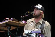 Grandaddy - Jason Lytle, Glastonbury Festival, Somerset, Britain - 29 June 2003.