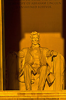 The Lincoln Memorial, Washington D.C., U.S.A.