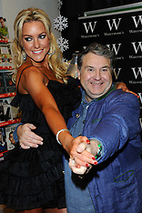 Russell Grant and Natalie Lowie