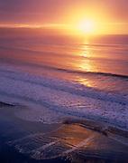 Winter Sunriseover Drakes Bay,Point Reyes National Seashore, California