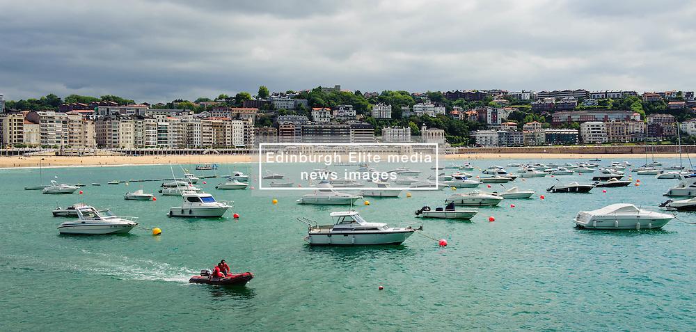 Donostia-San Sebastian<br /> <br /> (c) Andrew Wilson | Edinburgh Elite media