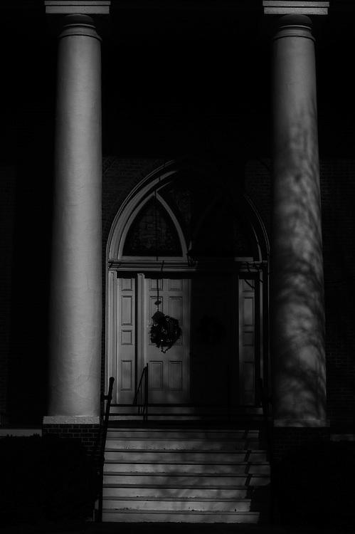 Church Doors. Pennsylvania.
