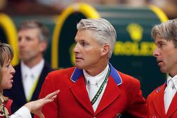 Fellers Rich (USA), Spooner Richard (USA)<br /> Rolex FEI World Cup Final - Geneve 2010<br /> © Dirk Caremans