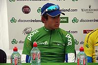 Sykkel<br /> Foto: imago/Digitalsport<br /> NORWAY ONLY<br /> <br /> 27.08.2008  <br /> Alexander Kristoff (Norwegen / Joker Bianchi) im grünen Trikot bei der Tour of Ireland 2008