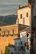 Buildings in Ronda, Spain