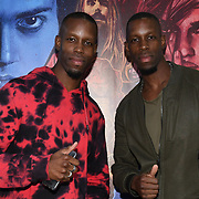 Twin MC's/ So Solid Crew - Dwayne & Noel arrives at Tresor Paris In2ruders - launch at Tresor Paris, 7 Greville Street, Hatton Garden, London, UK 13th September 2018.
