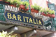 Italy, Lombardy, Lake Como Italian Bar