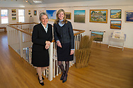 Banker and Art Gallery owner, Corporate Annual Report Photography