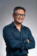 Portrait at Event360 in Marriott Hotel Ocean Park, Hong Kong, China, on 14 November 2018. Photo by Kam Wong/Studio EAST
