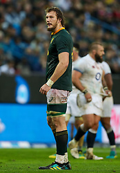 RG Snyman of South Africa- Mandatory by-line: Steve Haag/JMP - 23/06/2018 - RUGBY - DHL Newlands Stadium - Cape Town, South Africa - South Africa v England 3rd Test Match, South Africa Tour