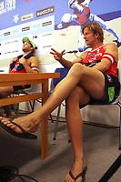 Volleyball Sandvolleyball Beachvolleyball<br />Swatch FIVB World Tour Conoco Phillips Grand Slam<br />Stavanger 260608<br />Foto: Sigbjørn Andreas Hofsmo, Digitalsport<br /><br /> Bjørn Maaseide - Iver Horrem