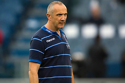 November 24, 2018 - Roma, RM, Italy - Conor OShea head coach of Italy during the Cattolica Test Match 2018 between Italy and All Blacks at Olympic Stadium on November 24, 2018 in Rome, Italy. (Credit Image: © Danilo Di Giovanni/NurPhoto via ZUMA Press)
