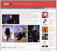 Annie Lennox / ethrill.net / December 2010
