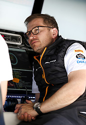 August 31, 2019, Spa-Francorchamps, Belgium: Motorsports: FIA Formula One World Championship 2019, Grand Prix of Belgium, ..Andreas Seidl (GER, McLaren F1 Team) (Credit Image: © Hoch Zwei via ZUMA Wire)