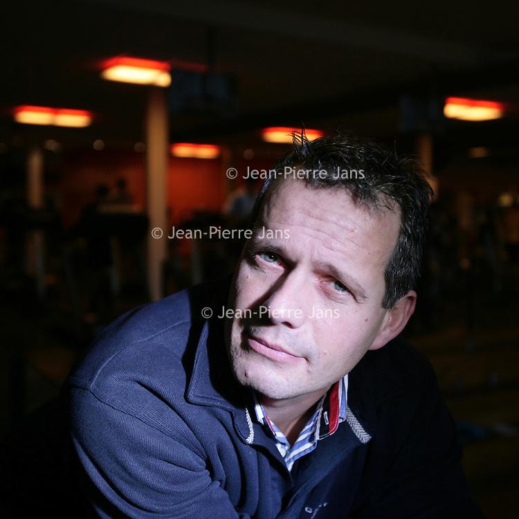 Nederland, Amsterdam , 22 december 2009..Guido Vermeulen topcoach en bondscoach van het Nederlands Volleybalteam..Foto:Jean-Pierre Jans