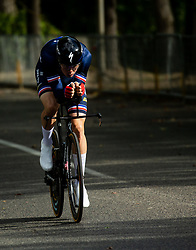 CAVAGNA Remi of France competes during Men Time Trial at UCI Road World Championship 2020, on September 24, 2020 in Imola, Italy. Photo by Vid Ponikvar / Sportida
