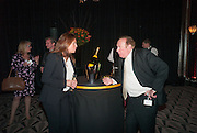 SUSAN NILLSON ANDREW NEIL, The 2012 Veuve Clicquot Business Woman of the Year Award .  Celebrating women's excellence in business.  Claridge's, Brook Street, London, 18 April 2012
